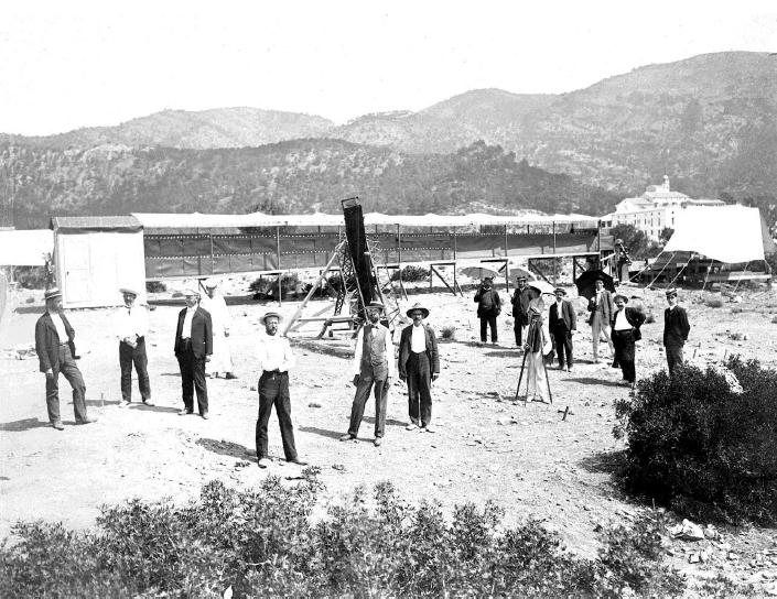 Nou article Vol: Eclipsi de 1905 a Bétera